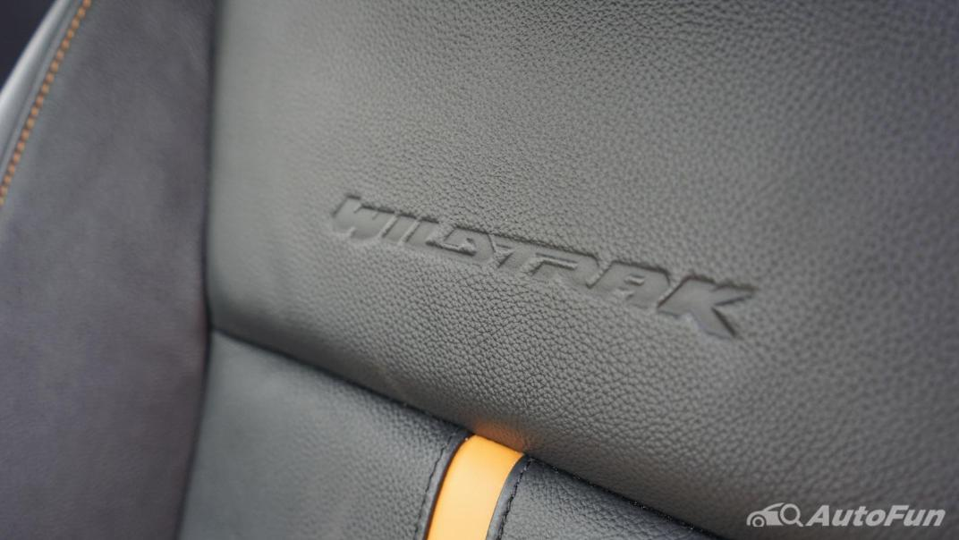 2020 Ford Ranger Double Cab 2.0L Turbo Wildtrak Hi-Rider 10AT Interior 033