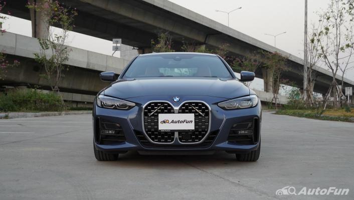 2020 BMW 4 Series Coupe 2.0 430i M Sport Exterior 002