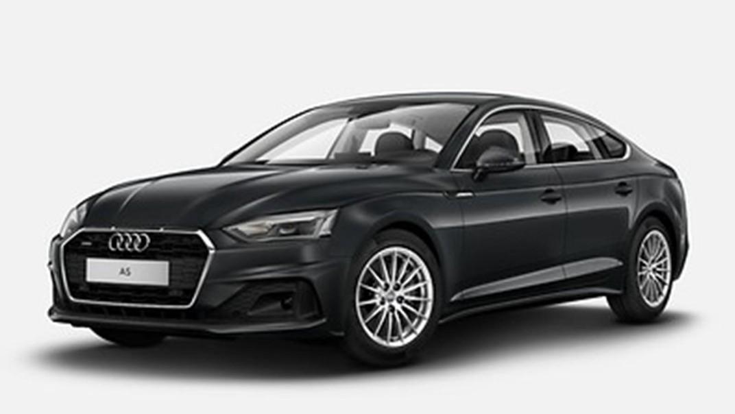 Audi A5 Sportback 2020 Exterior 006