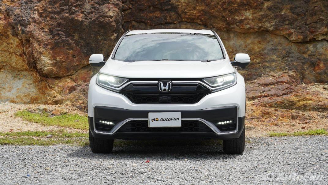 2020 Honda CR-V 2.4 ES 4WD Exterior 002