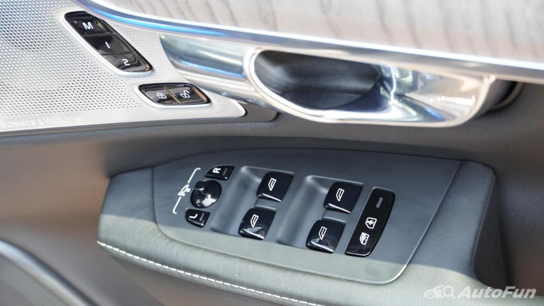 2021 Volvo S90 Recharge Interior 034