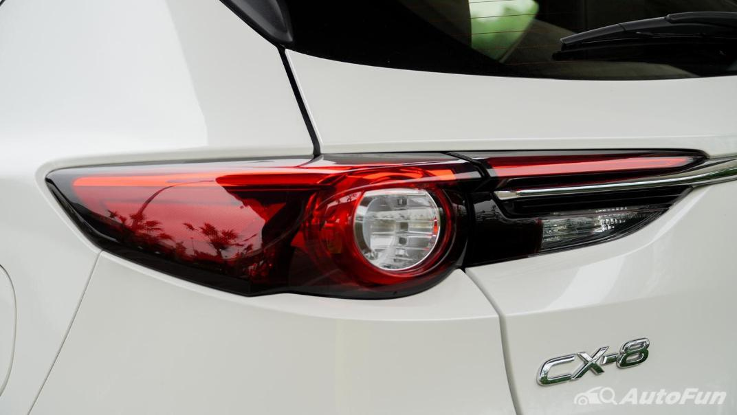 2020 Mazda CX-8 2.5 Skyactiv-G SP Exterior 019