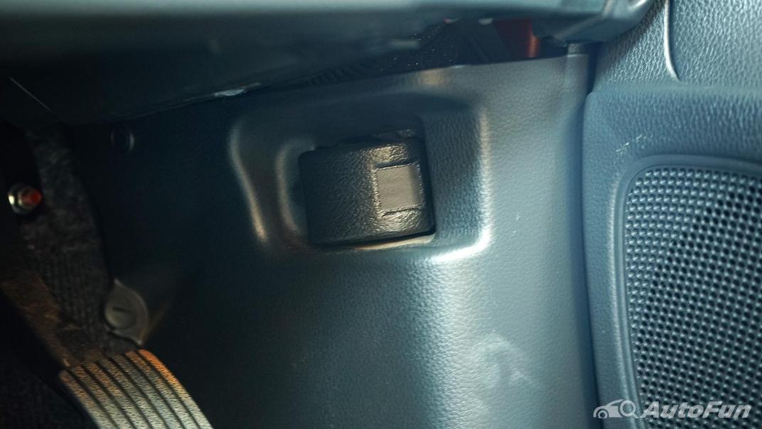 2020 Mitsubishi Triton Double Cab 4WD 2.4 GT Premium 6AT Interior 016