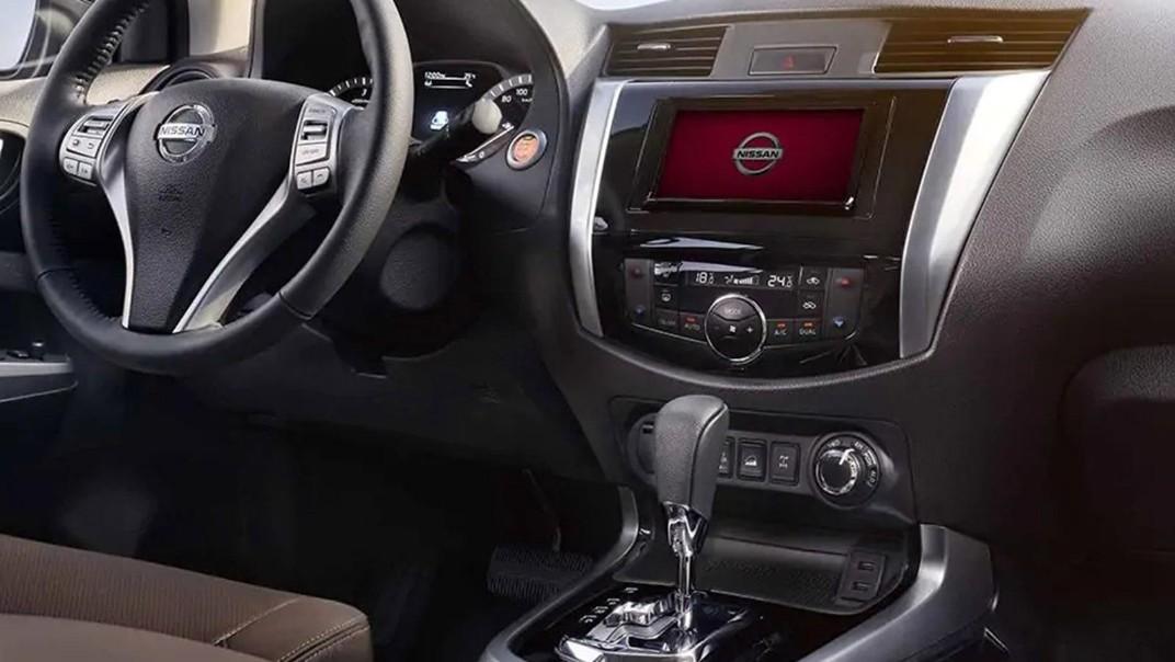 Nissan Terra 2020 Interior 001