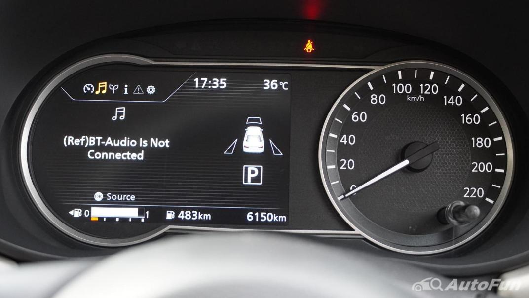 2020 Nissan Almera 1.0 Turbo VL CVT Interior 007