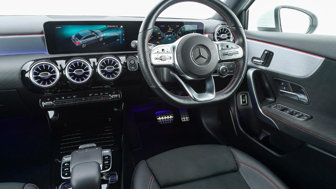 2021 Mercedes-Benz A-Class A 200 AMG Dynamic Interior 006