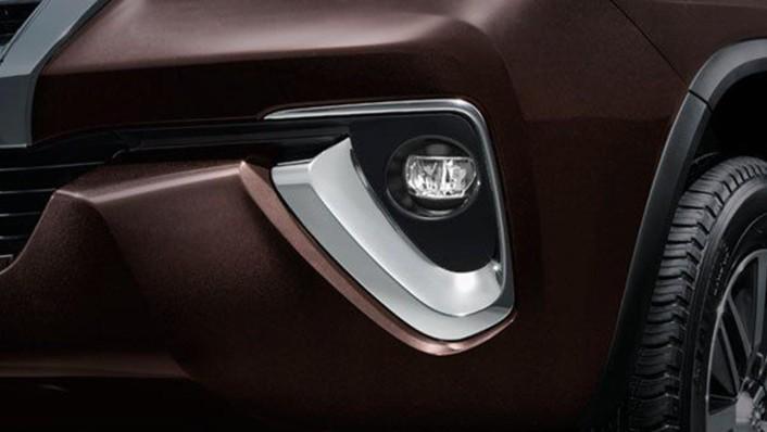 Toyota Fortuner 2020 Exterior 006