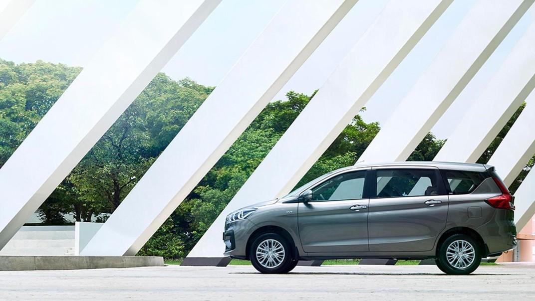 Suzuki Ertiga 2020 Exterior 002