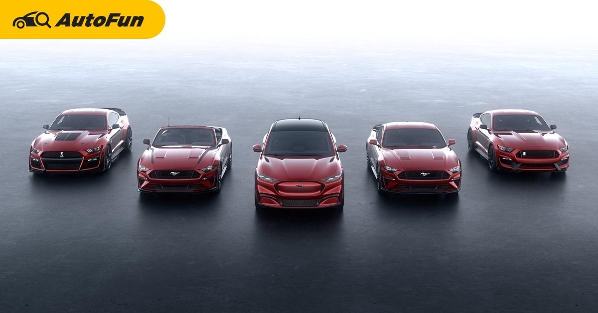 Ford เปลี่ยนผู้บริหารสูงสุดพร้อมลุยโลกยานยนต์แห่งอนาคต 01