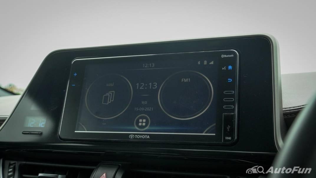 2021 Toyota C-HR Hybrid Premium Safety Interior 030
