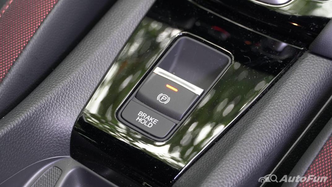 2021 Honda City Hatchback e:HEV RS Interior 026