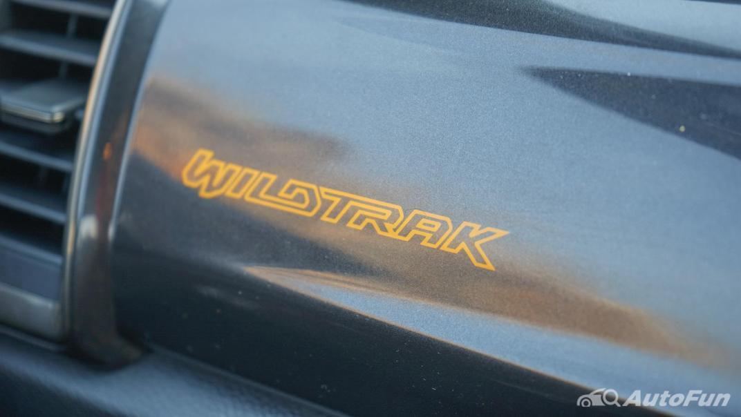 2020 Ford Ranger Double Cab 2.0L Turbo Wildtrak Hi-Rider 10AT Interior 018