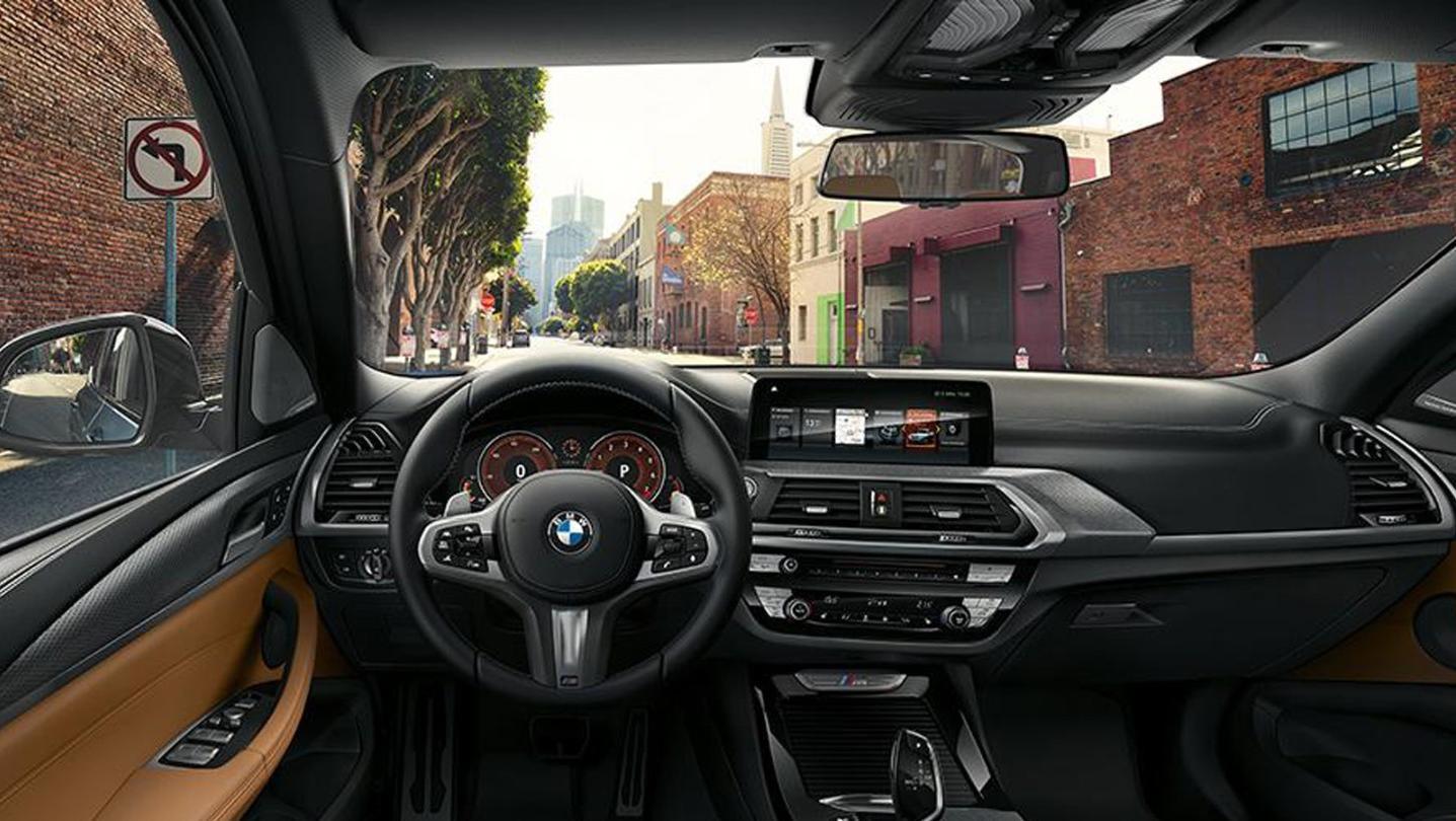 BMW X3 2020 Interior 001
