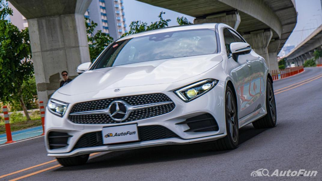 2021 Mercedes-Benz CLS 220 d AMG Premium Exterior 057