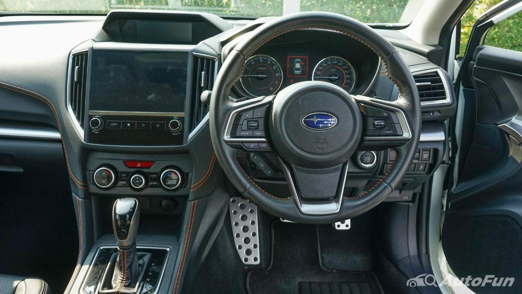 2019 Subaru XV GT Edition Interior 002