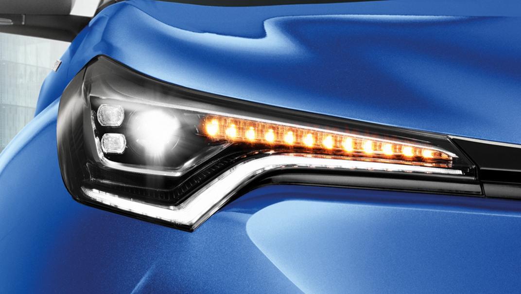 2021 Toyota C-HR Hybrid Premium Safety Exterior 030