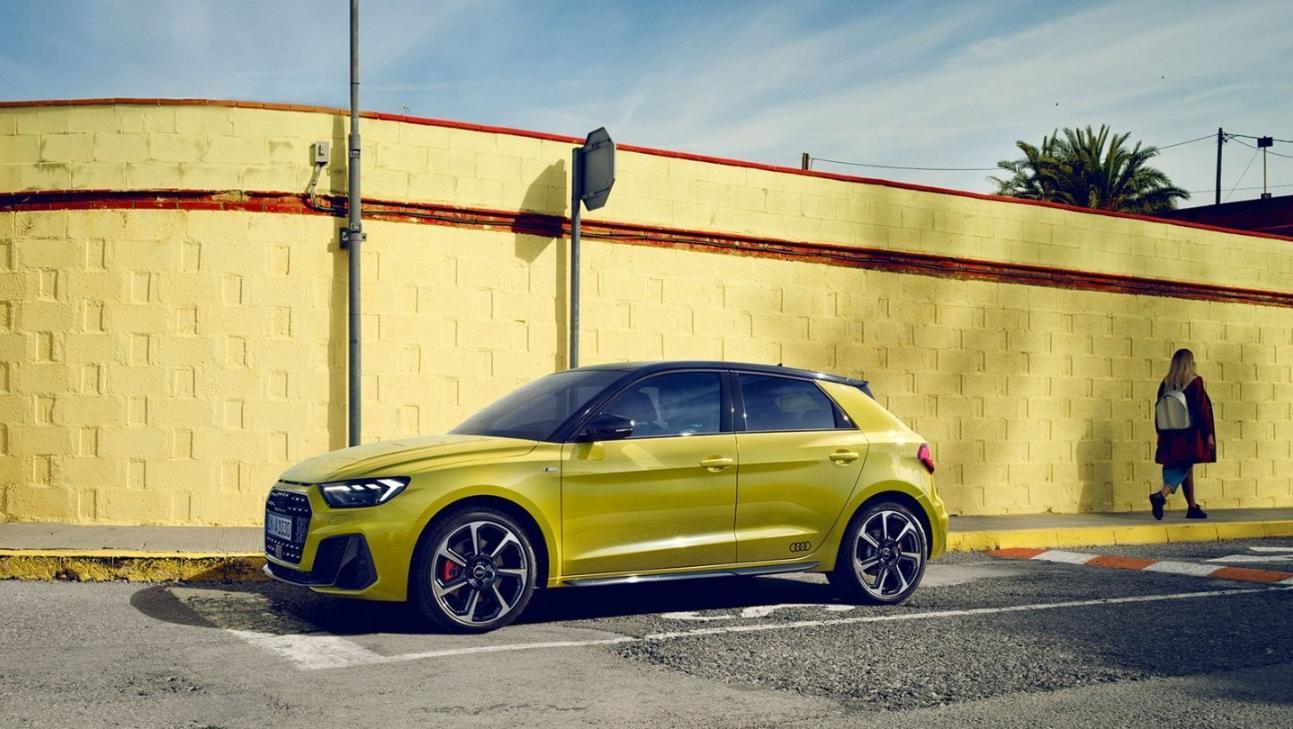 Audi A1 Sportback 2020 Exterior 009