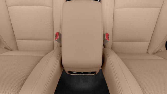Subaru Outback 2.5i-S Interior 005
