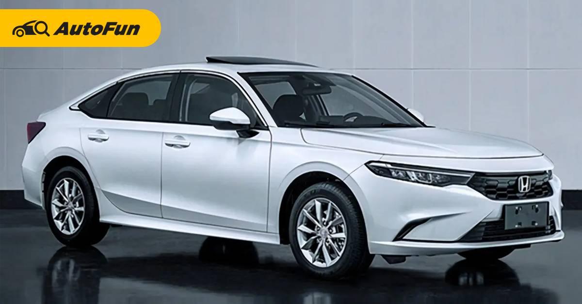 อย่างหล่อ! 2022 Honda Integra ฝาแฝด Civic ในจีน ดุดันกว่าของไทยชัดเจน 01