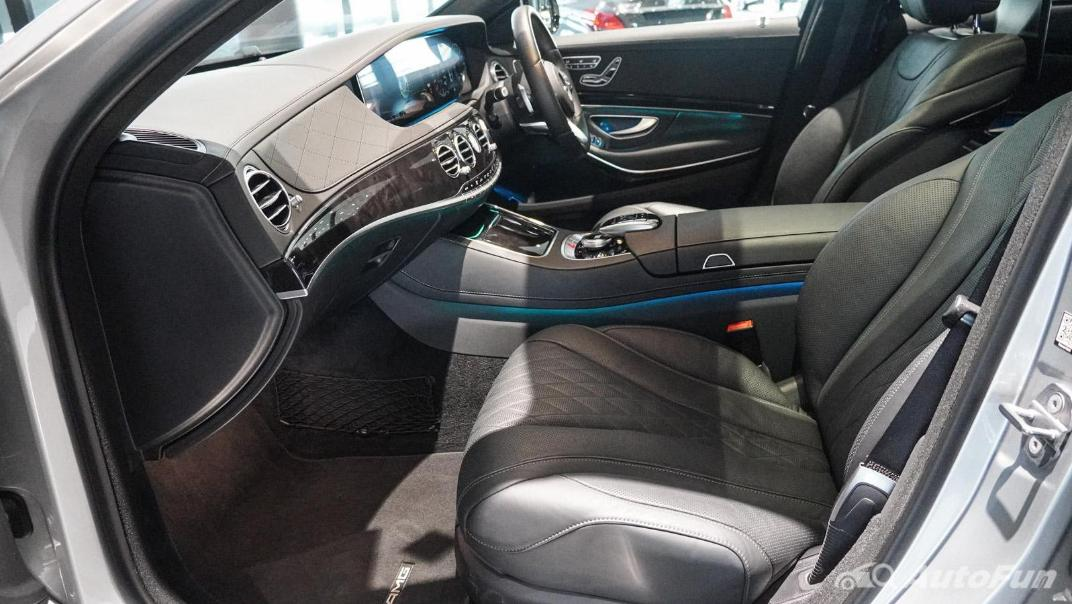 Mercedes-Benz S-Class S 560 e AMG Premium Interior 047
