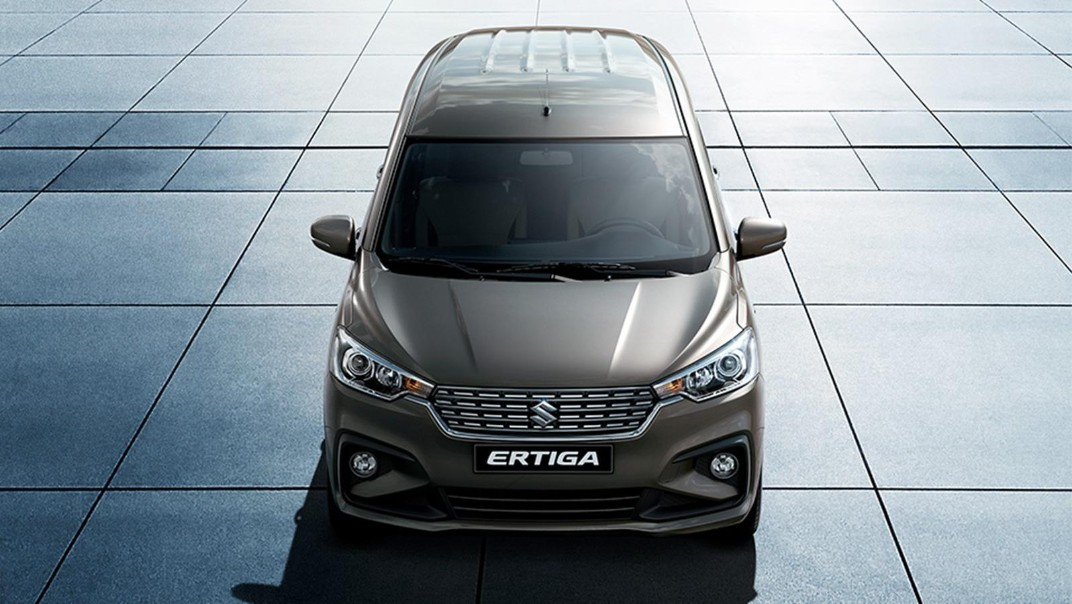 Suzuki Ertiga 2020 Exterior 005