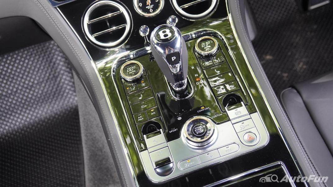 2020 Bentley Continental-GT 4.0 V8 Interior 028