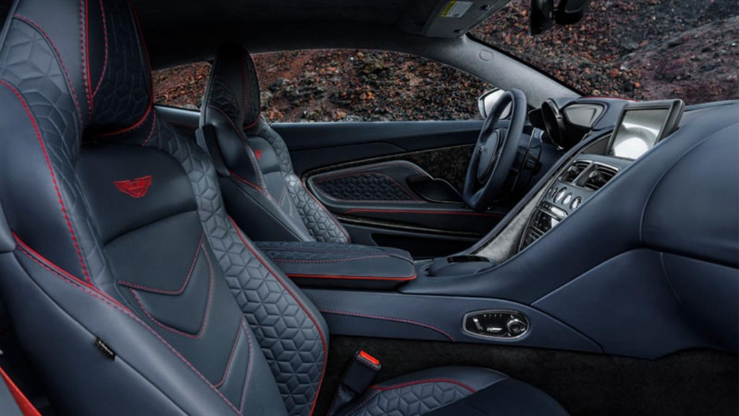 Aston Martin Dbs Superleggera Public 2020 Interior 003