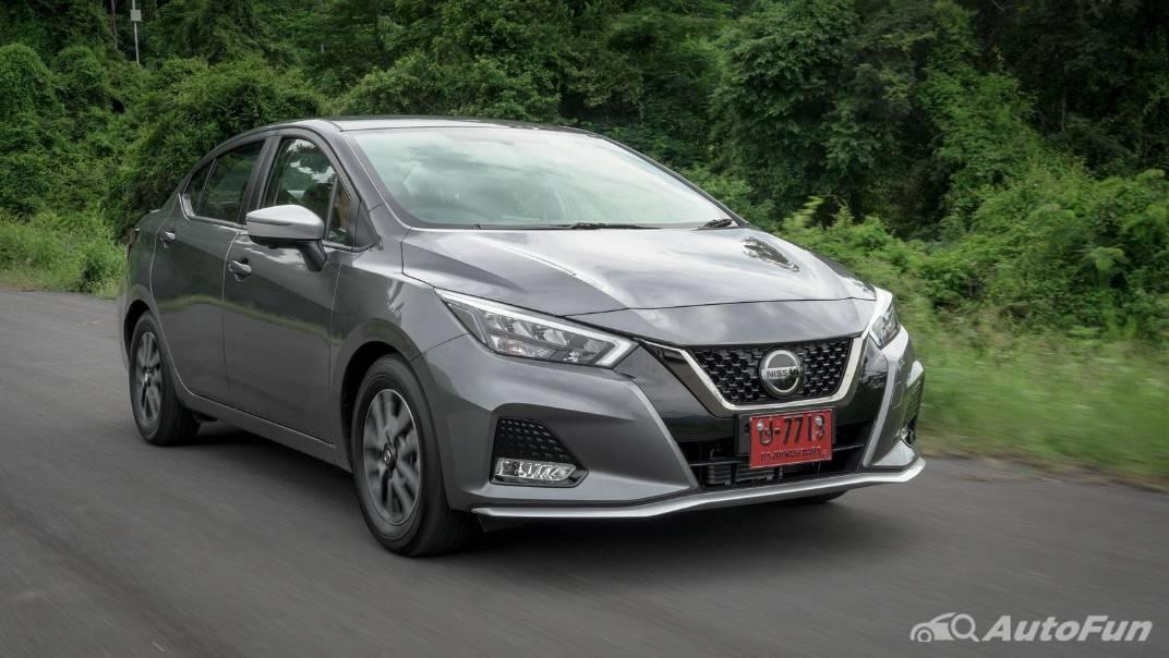 2021 Nissan Almera 1.0L Turbo V Sportech CVT Exterior 023