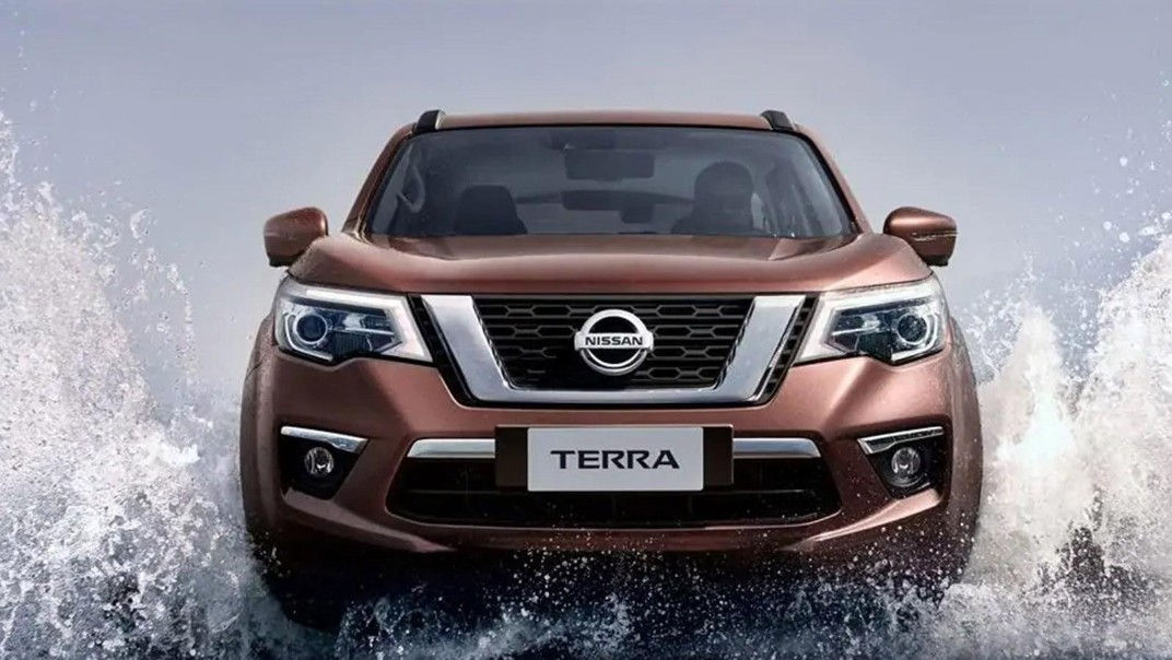 Nissan Terra 2020 Exterior 010