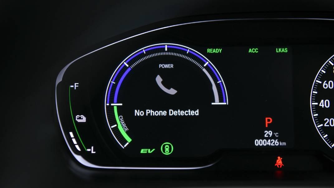 2021 Honda Accord 2.0L e:HEV EL+ Interior 023