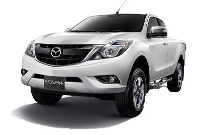 2020 Mazda BT-50 Pro Double Cab 2.2 Hi-Racer 6AT Leather