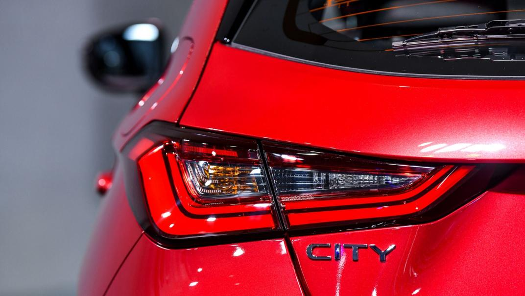 2021 Honda City Hatchback 1.0 Turbo RS Exterior 032