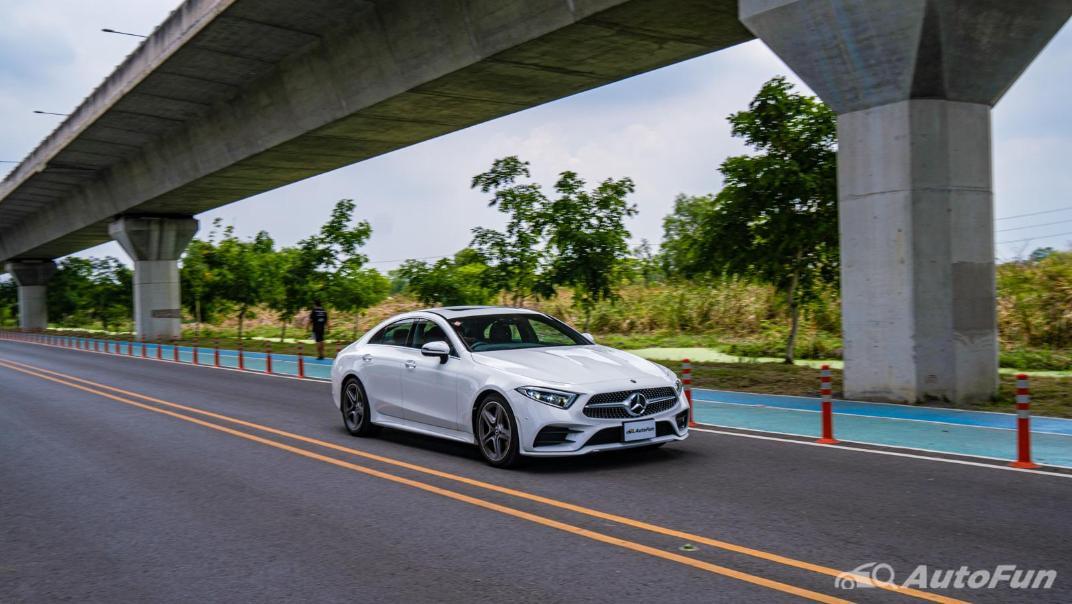 2021 Mercedes-Benz CLS 220 d AMG Premium Exterior 058