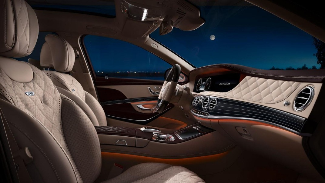 Mercedes-Benz Maybach S-Class 2020 Interior 005