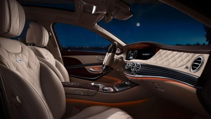 Mercedes-Benz Maybach S-Class Public 2020 Interior 005