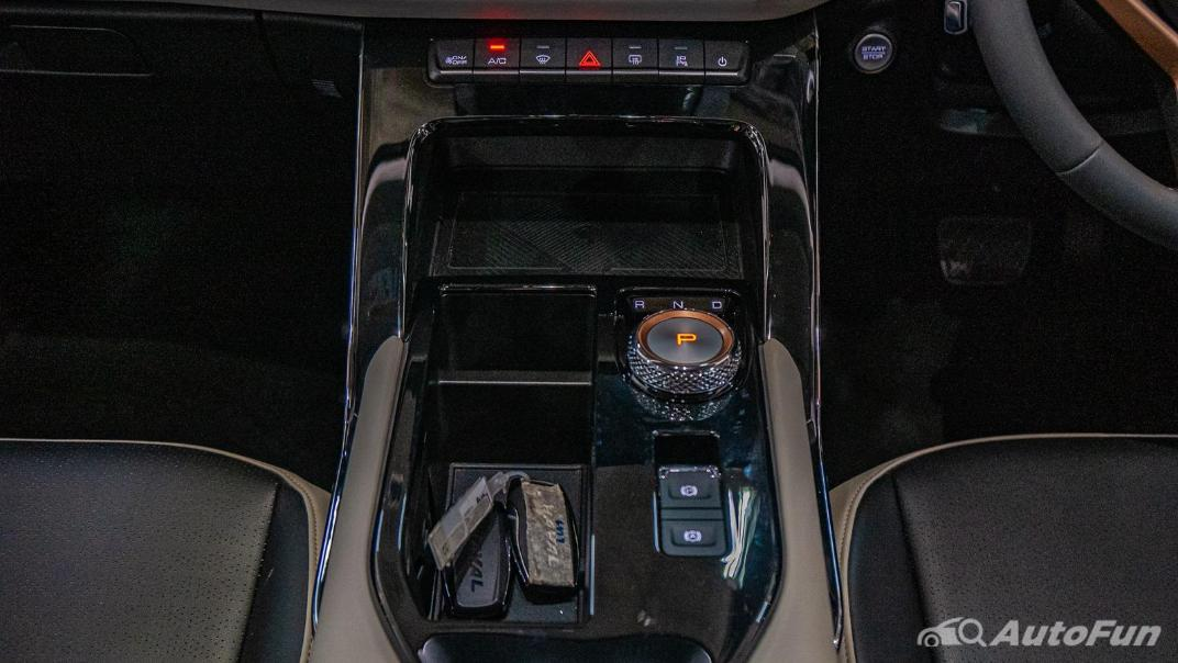 Haval H6 2021 Interior 007