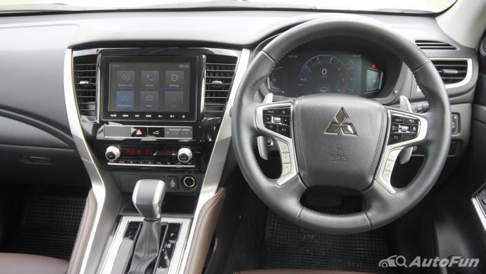2020 Mitsubishi Pajero Sport 2.4D GT Premium 4WD Elite Edition Interior 002