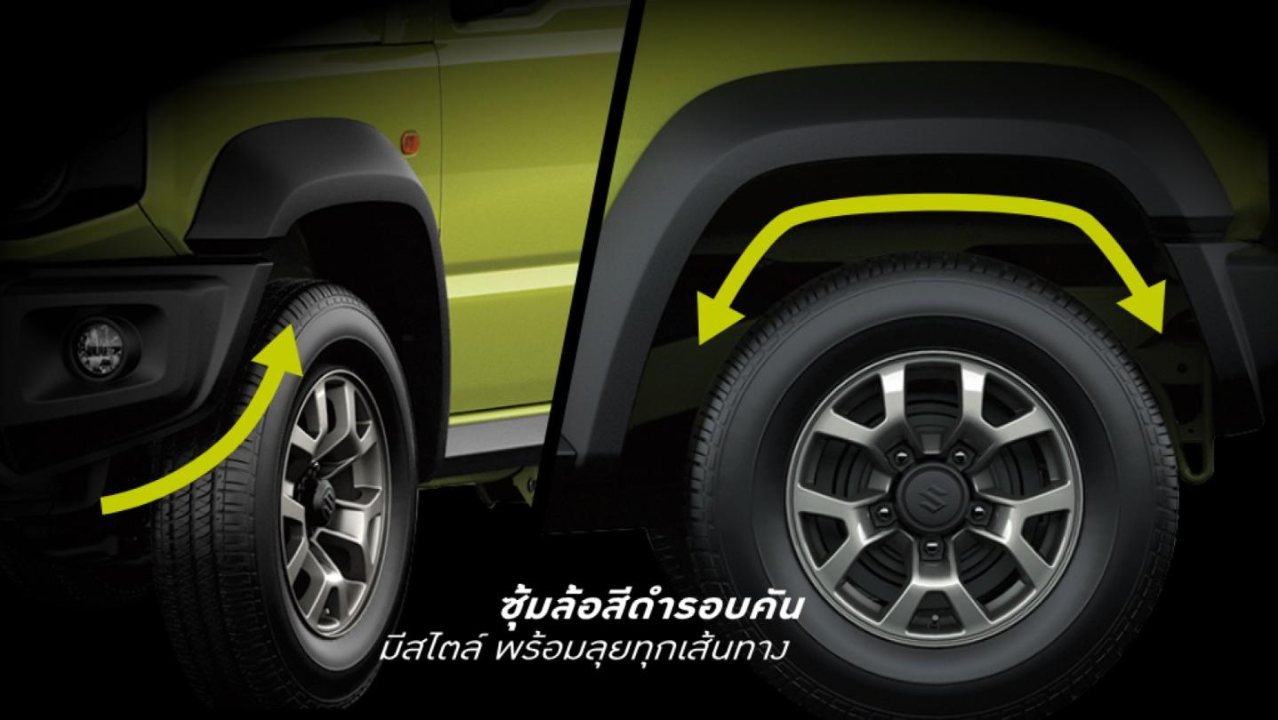 Suzuki Jimny 2020 Exterior 017