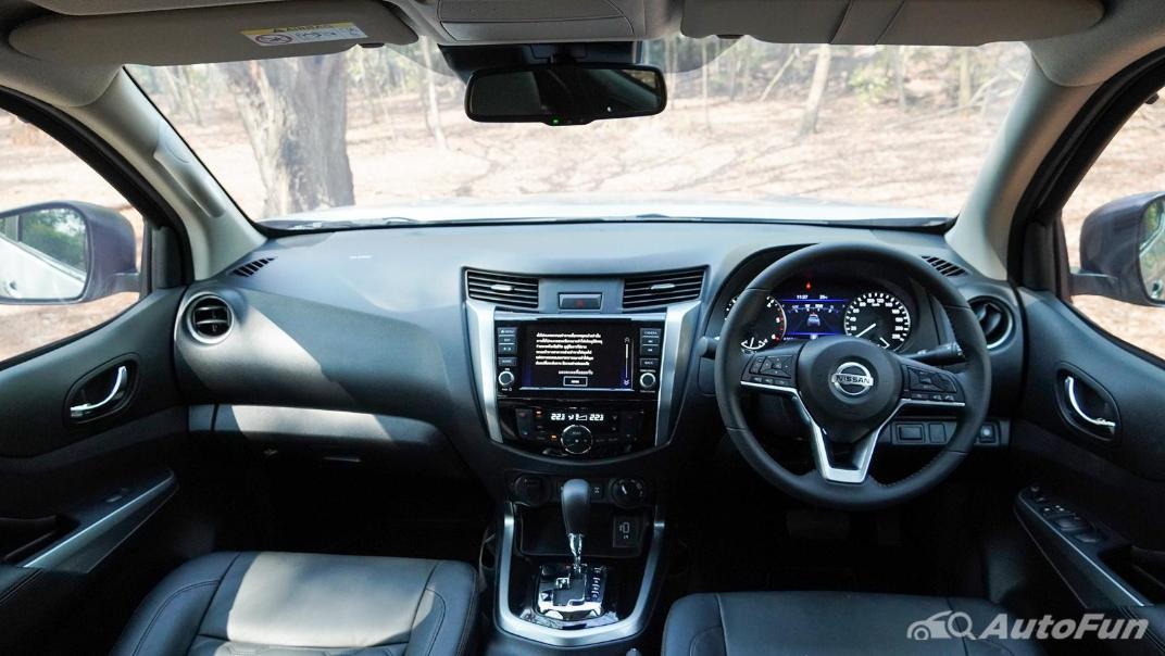2021 Nissan Navara Double Cab 2.3 4WD VL 7AT Interior 001
