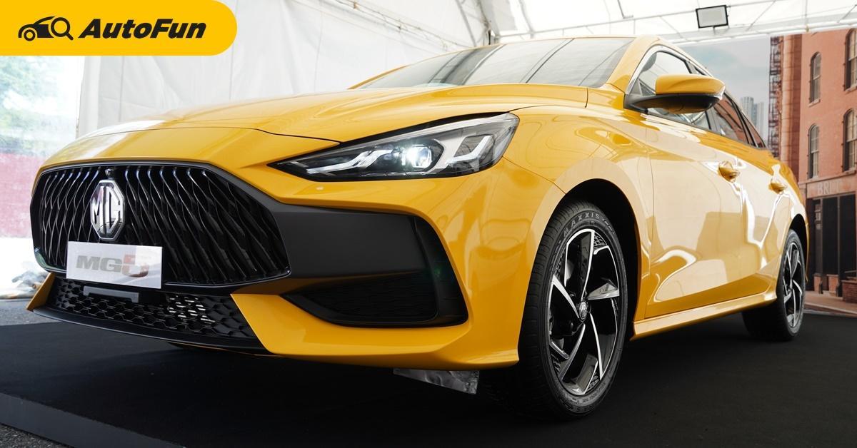 แวะชม 5 สิ่งที่ทำให้ 2021 MG5 ยังน่าสนใจ และควรรอดูราคา ก่อนตัดสินใจซื้อรถใหม่ช่วงนี้ 01