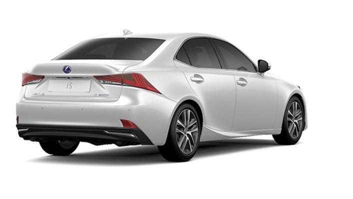 Lexus IS 2020 Exterior 005