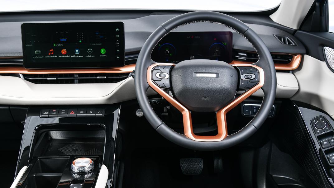 2021 Haval H6 HEV Ultra Interior 006