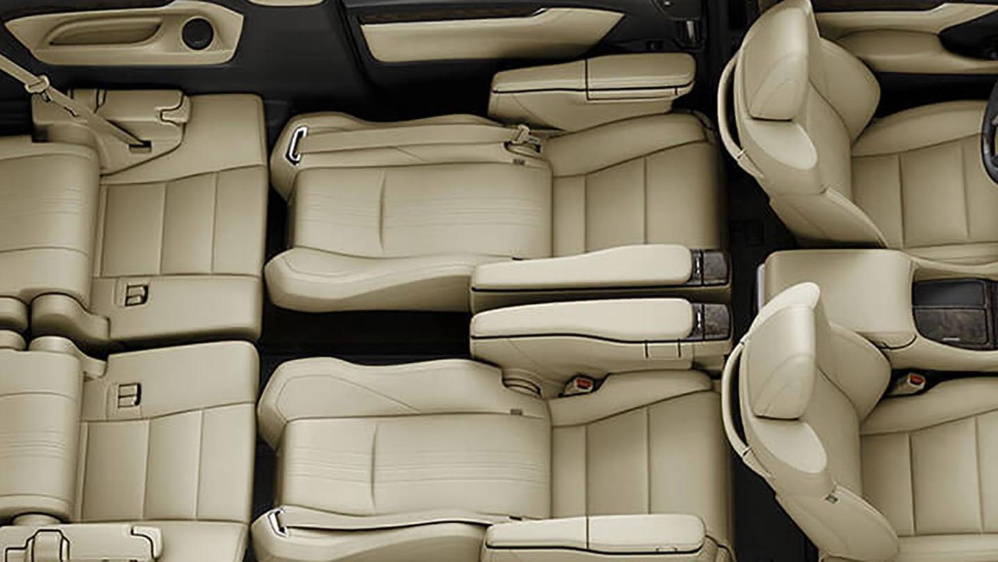 Toyota Alphard 2020 Interior 010