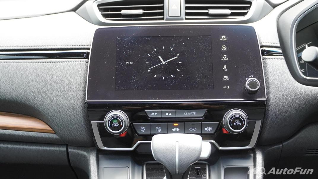 2020 Honda CR-V 2.4 ES 4WD Interior 019