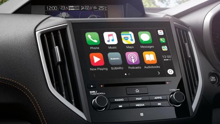 Subaru XV Public 2020 Interior 004