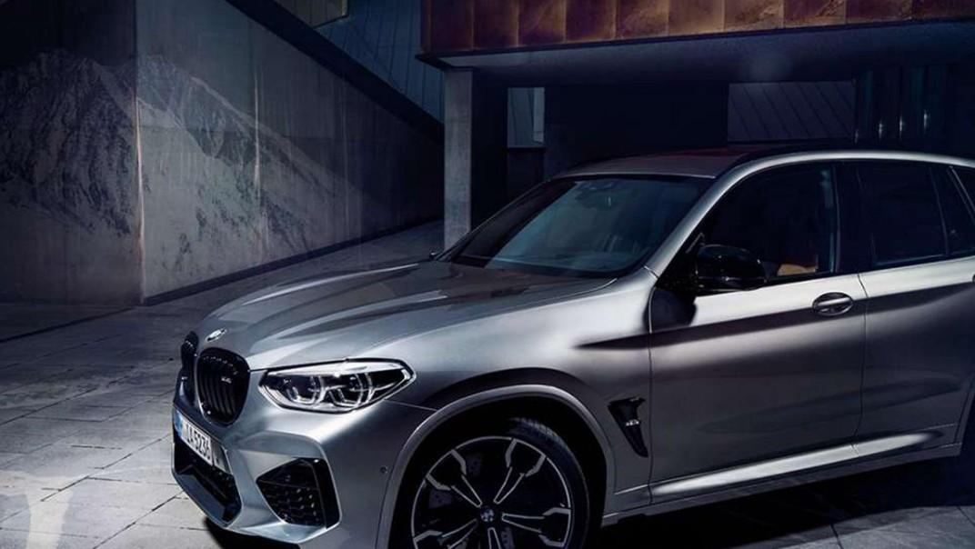 BMW X3-M 2020 Exterior 012