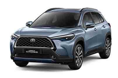 2020 1.8 Toyota Corolla Cross Hybrid Premium Safety