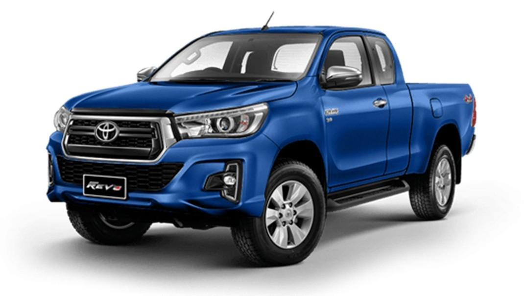 Toyota Hilux Revo Smart Cab 2020 Others 005