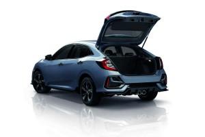 มวยถูกคู่ New 2020 Honda Civic Hatchback ปะทะ All-New 2020 Mazda 3 Hatchback