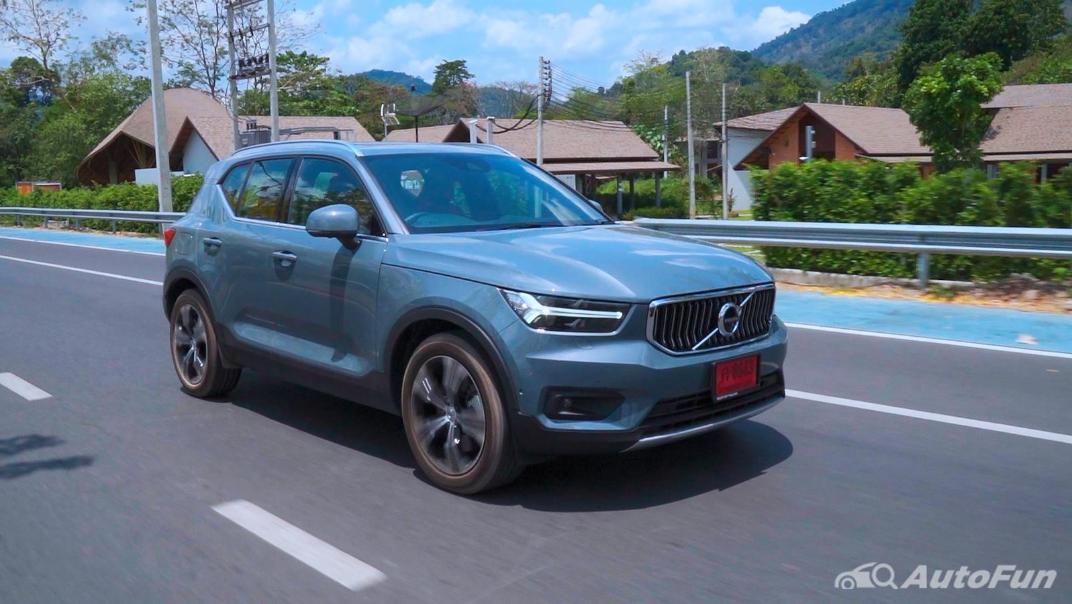 2020 Volvo XC 40 2.0 R-Design Exterior 013